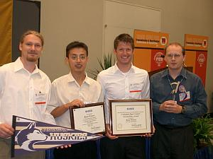 Jiang and Wistort Honored for Conference Paper - UWEE