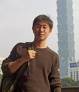 Photo of Bowen Cheng